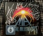 METAL ALLEGIANCE limited Edition+Bonus track  SIGNED by All 6