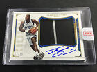 SHAQUILLE O'NEAL 2015-16 NATIONAL TREASURES AUTO PATCH COLOSSAL 25 MAGIC A3508