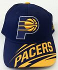 NBA Indiana Pacers Adidas Adjustable Fit Back Cap Hat Beanie Style #VS71Z NEW!