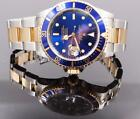 Rolex Submariner 16613  Two Tone 18K Yellow Gold & Stainless Watch X Series