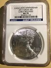 2011 American Eagle SILVER Dollar Early Release MS 70 NGC
