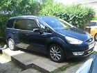 2009 FORD GALAXY 20 GHIA TDCI AUTOMATIC 140 BHP BLUE