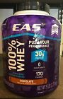 EAS 100% 5 LBS Whey Protein Powder New/Factory Sealed Free Fast Shipping