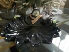 Fitz & Floyd Halloween Witch Candy Dish - Bowl - Absolutely Perfect - MWOB