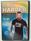 Bob Harper The Skinny Rules Workout Rule 4 Abs DVD 2013 NEW Super Rare