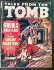 Tales from the Tomb magazine April 1970 50 cents