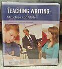 Teaching Writing Structure and Style Institute of Excellence in Writing IEW