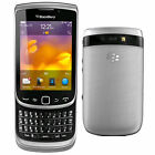 BlackBerry Torch 9810 8GB GSM Unlocked QWERTY 3G Smartphone SilverWhite USA