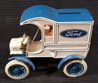 1:25 Ertl Diecast 1905 Ford Model T Delivery Truck Car #6 Bank Fomoco Motor Co