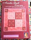 ANGIE SPONG AMELIA QUILT EMBROIDERY MACHINE CD