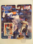 Red Sox Figure MLB Martinez 2000 Starting Lineup Baseball Toy Collectible MOC