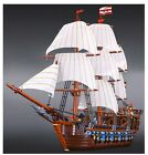 Caribbean Pirates Imperial Flagship 10210 COMPATIBLE LEGO - Fast DHL UPS FedEx