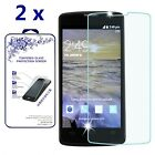 [2-Pack] For ZTE N817 Anti-Scratch HD Tempered Glass Screen Protector