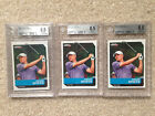 Jordan Spieth 2015 SI for Kids SIFK #430 BGS 8.5 (in the middle)