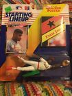 1992 STARTING LINEUP FELIX JOSE CARDINALS, Includes Super Star Poster By Kenner