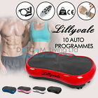 Vibration Machine Exercise Vibrating Plate Platform Trainer Fitness Body Shaper