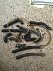 Vintage KTM 500 540 350 MX MX500 RADIATOR COOLANT HOSE LINES and extras