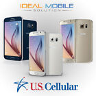Samsung GALAXY S6 G920R4 US Cellular Unlocked Smartphone Excellent Condition
