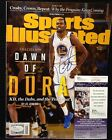 KEVIN DURANT Autographed Golden State Warriors 2017 NBA Champ SI Magazine. JSA