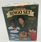Solid Wood bingo Set 70 Diff. Bingo Card Combinations & Markers