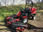 Toro Groundsmaster 455 D Large Wide Area Mower Diesel Lawn Tractor Rotary Deck