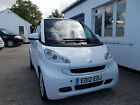 Smart fortwo 10mhd  71bhp  Softouch 2011MY Passion