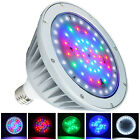 RGB+White 40W 120V 12V Swimming LED Pool Light for Pentair Hayward Bulb Fixture
