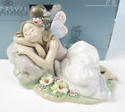 Privilege LLADRO Figurine PRINCESS OF THE FAIRIES #7694 BOX Mint Retired Fantasy