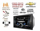1992 2012 CHEVROLET IMPALA MALIBU S10 BLUETOOTH USB CD AUX MP3 CAR STEREO COMBO
