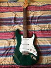 Jay Turser Green Electric Guitar