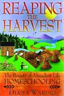 DIANA WARING Reaping the Harvest The Bounty of  Very Good Condition