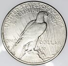 1934 S Peace Silver Dollar; EXCELLENT MID-GRADE ALBUM SPACE FILLER