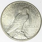1926 S Peace Silver Dollar,  SOME MINT LUSTER; HARDLY CIRCULATED