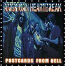 AMERICAN HEARTBREAK - Postcards - CD ** Like New - Mint **