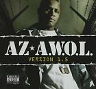 AZ - AZ - AWOL - VERSION 1.5 - CD ** Brand New **