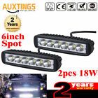 18w 27 36w 48w Led Cree Work Light Bar Flood Spot Offroad Driving Lamp Boat Jeep