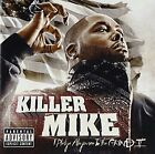 KILLER MIKE - I Pledge Allegiance to the Grind II - CD ** Brand New **