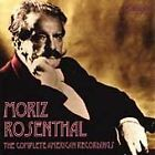 ROSENTHAL, MORITZ - Complete American Recordings - CD ** Brand New **