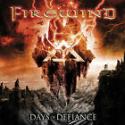 Firewind ‎– Days Of Defiance CD New