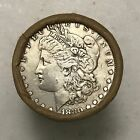 $20 Morgan Silver Dollar Sealed Roll of 20 coins 1880 & O Ends
