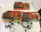 Vintage NOMA Bubble Lights C6 Cords and Boxes Only Christmas Tree Decoration