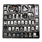NEW Professional Domestic 42 pcs Sewing Machine Presser Feet Set for Brother