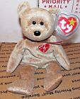 AUTHENTIC TY BEANIE BABY 1999 SIGNATURE BEAR RARE RETIRED Error On Tag
