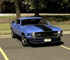 1970 Ford Mustang Mach1 1970 Ford Mustang