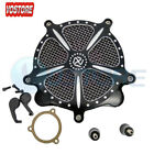 Air Cleaner intake filter Fit 2008 2016 Harley Touring Electra Glide Road King
