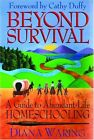 DIANA WARING Beyond Survival A Guide to Abundant Life  Brand New