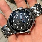 Omega Seamaster 212.30.41.20.01.002 Co-Axial 41mm Steel Black Wave Dial Watch