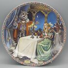 Knowles Once Upon a Time Fairy Tale 1988 89 Set of 5 Collector Plates Boxed
