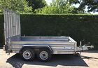 Indespension General Duty Plant Trailer In Sussex 26 Tonne 10x5 2010 Model