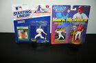 Mark McGwire Starting Lineup SLU Pair - 1989 and 1999 (Special Edition) Unopened